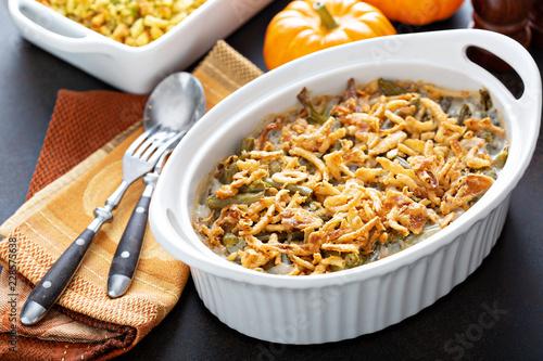 Green beans casserole