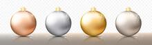 Four Realistic Christmas Trans...