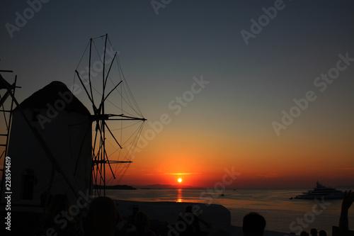 Fotografía  mulino di Mykonos