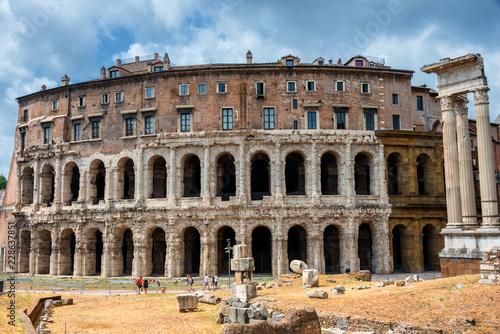Zdjęcie XXL Wrażenia z Rzymu - Części Forum Romanum