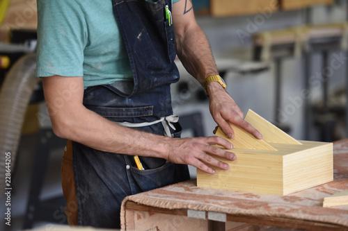 bois precision boite
