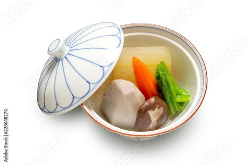 Fototapeta 煮物野菜 obraz na płótnie