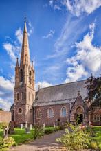 St Andrew's Episcopal Church In  Fort William, Highland Region Of Scotland