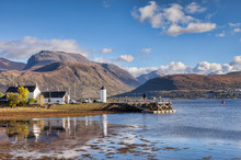 Corpach And Ben Nevis, Fort Wi...