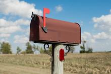 Rustic Rural Mailbox