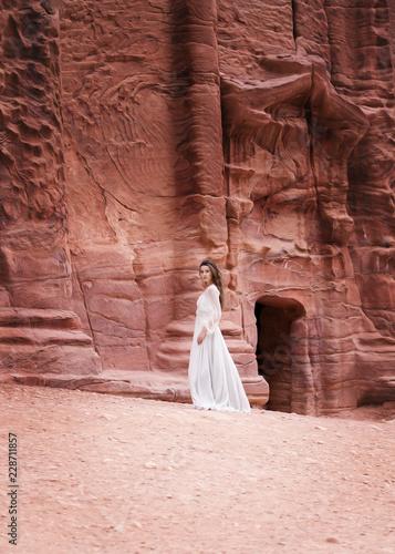 Fotobehang Midden Oosten Petra, Ancient city