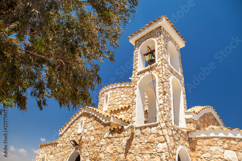 Cyprus Orthodox Church, bell tower