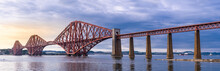 The Forth Bridge Edinburgh Pan...