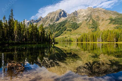 Photo Leigh Lake