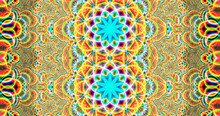 Colorful Fractal/psychedelic M...