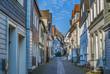 Street in Kettwig, Germany