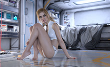 Woman Astronaut