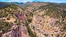 Rocky Mountains Glenwood Canyons