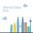world cities day design