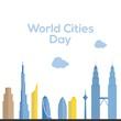 world cities day design