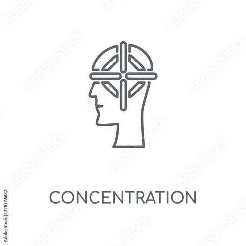 concentration icon