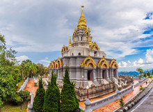 Wat Santikhiri Temple On Doi M...