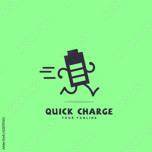 Fotografiet  Quick charge