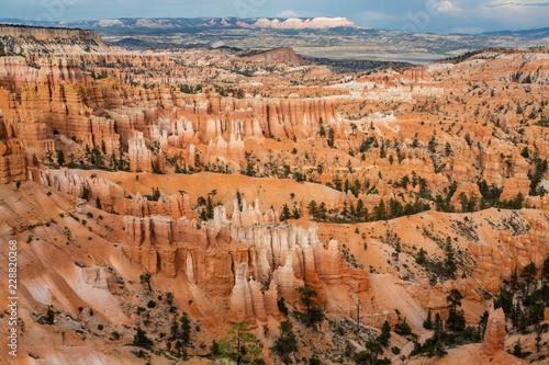 Tuinposter Canyon Bryce Canyon landscape, Utah, United States
