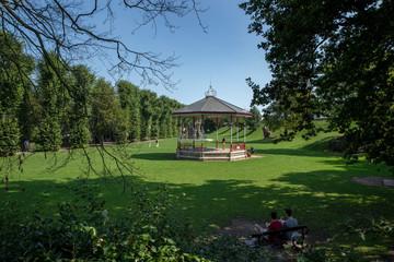City of Canterburry. England. United Kingdom. Kent. Park