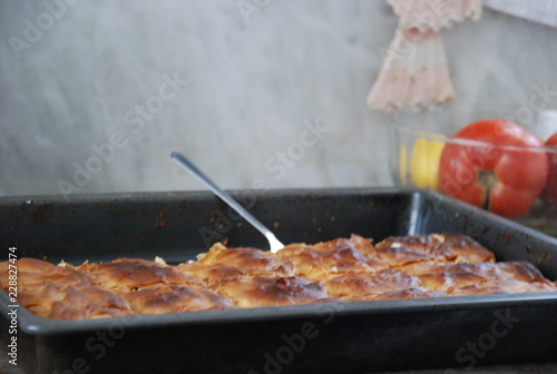 Greek pie with Cheese