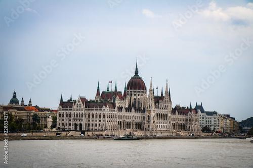 Fotografie, Obraz  House of Parliament - Budapest