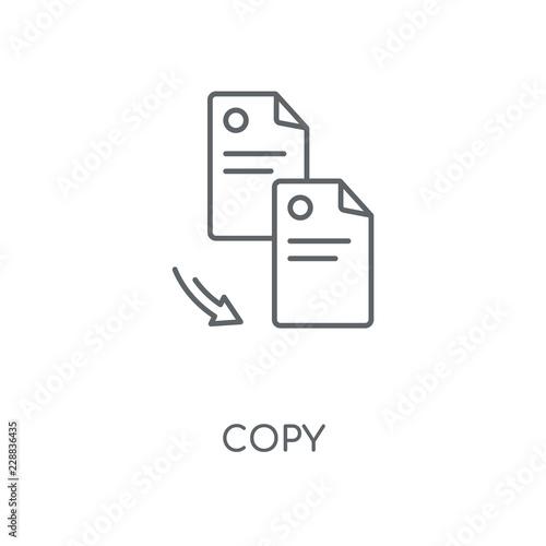 Fotografia copy icon