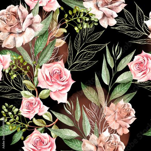 piekne-rozowe-roze
