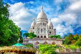 Fototapeta Fototapety Paryż - Basilica Sacre Coeur