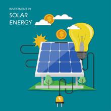 Investment In Solar Energy Vec...