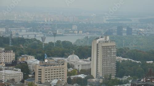 Building Kiev with multi-apartment buildings