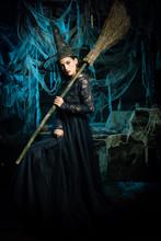 Dark Castle Of Witch