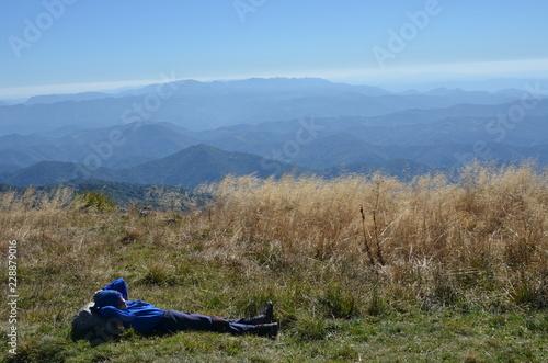 Fotografia  Relax in montagna