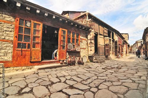 Lahij - wioska z tradycjami rękodzielniczymi w Azerbejdżanie