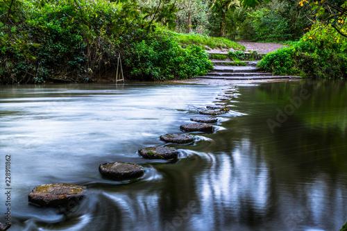 Obraz na plátně  Stepping Stones