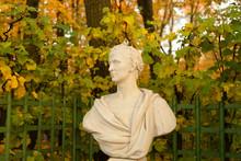 Statue Of Marcus Ulpius Nerva ...