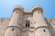 Towers Of The Palace Of The Gr...