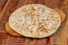 Indian Bread Paratha