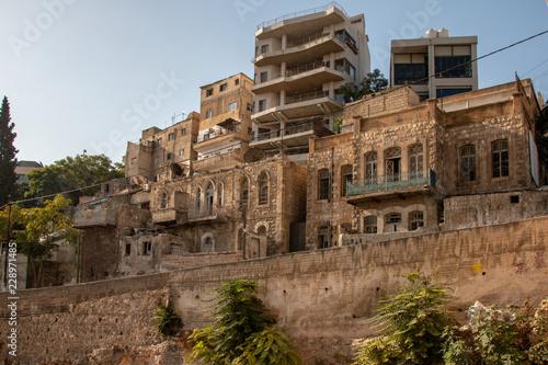 Valokuva  Blick auf die Altstadt von Amman, Jordanien
