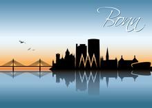 Bonn Skyline - Germany