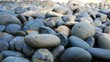 stones on the beach,rock stone texture background