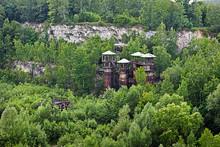 Old Quarry In Krakow Near The ...