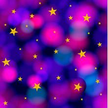Vector Seamless Pattern: Starr...