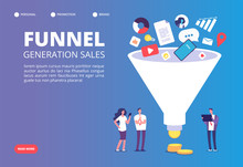 Funnel Sale Generation. Digita...