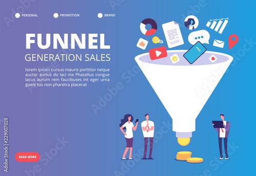 Photo Funnel sale generation