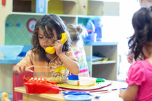 Preschool Centers And Writing