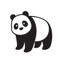 Giant Panda Illustration