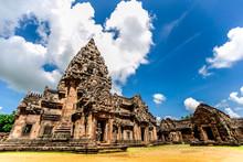 Phanom Rung, Or Full Name, Prasat Hin Phanom Rung Stone Castle, Buriram Province, Thailand