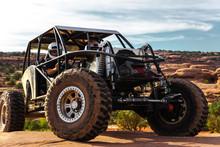 A Custom 4x4 Rock Crawler Off-...