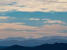 Blue Skies Over Folsom Ca